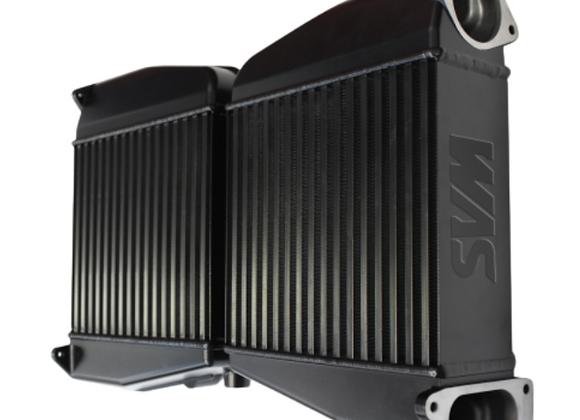 SVM Super Capacity Twin Intercooler - Nissan R35 GTR