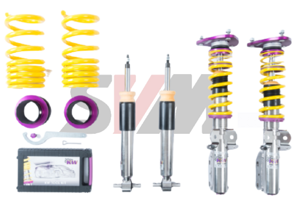 KW Cluesport 2 Way Coilovers - Ford Focus RS MK3