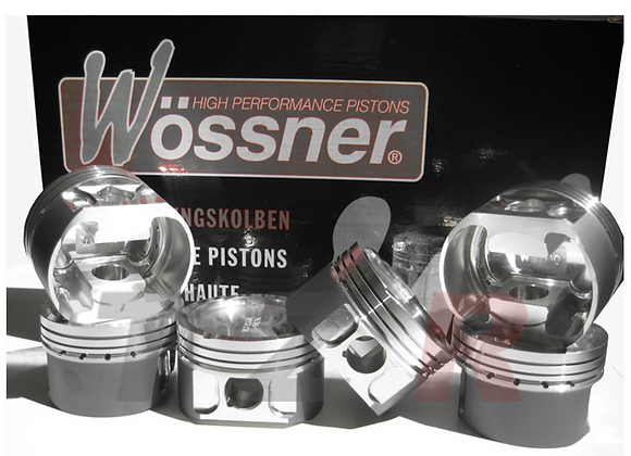 Wossner VR38 Forged Pistons - NISSAN R35 GTR