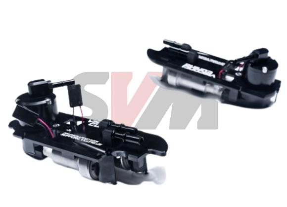 Visconti Fuel Pump Upgrade Twin Walbro 525LPH Baskets & Pumps - Nissan R35 GTR