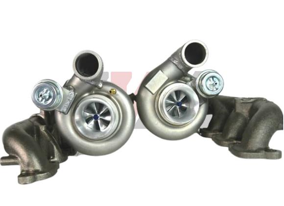 EFR 7163 1100WHP Turbo Kit - Nissan R35 GTR