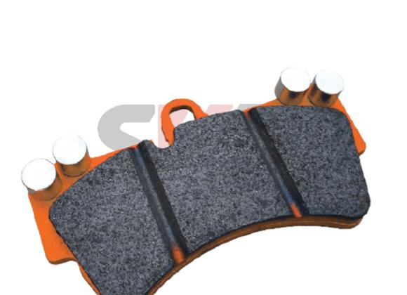 EBC Orangestuff Front Brake Pads - Nissan R35 GTR
