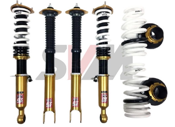 HKS Hipermax IV Coil Overs - TOYOTA YARIS GR 20+