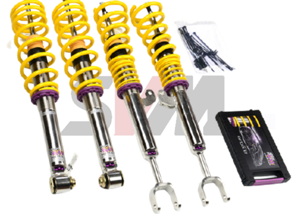 KW V3 Coilovers - Ford Focus RS MK3