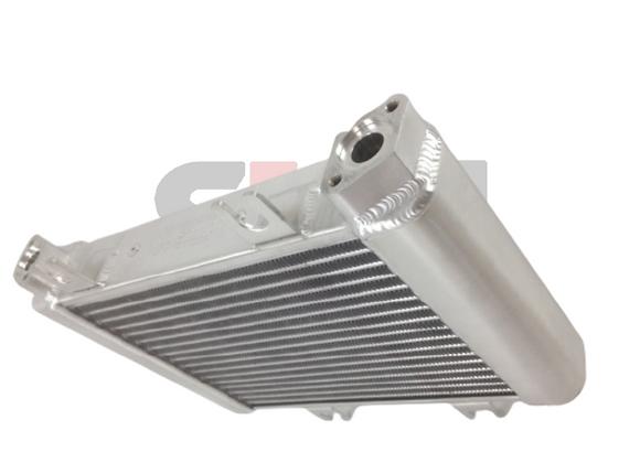 High Flow Performance Engine Oil Cooler - Nissan R35 GTR