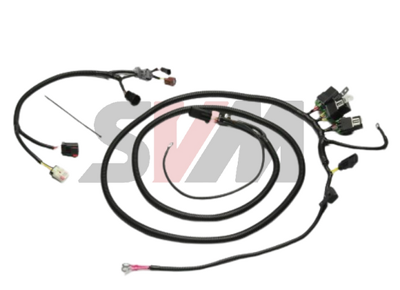 Visconti Fuel Pump Hardwire Kit - Nissan R35 GTR