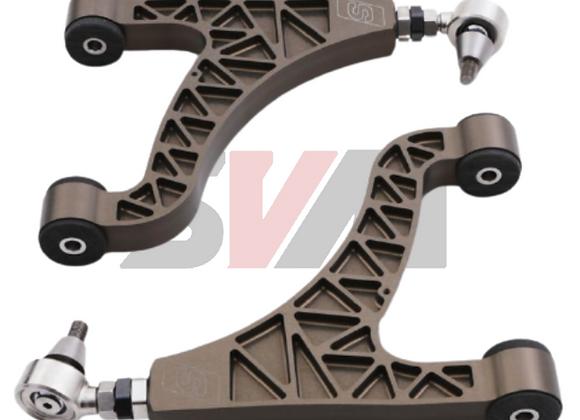 Rear Upper Billet Camber Link Arms - Nissan R35 GTR
