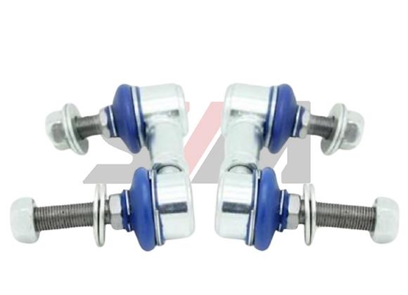 Anti-Roll bar link, Heavy duty Adjustable Fronts - Nissan R35 GTR