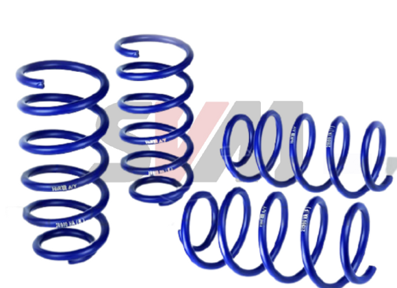 H&R Lowering Spring Set 20MM Lowering - Ford Focus RS MK3