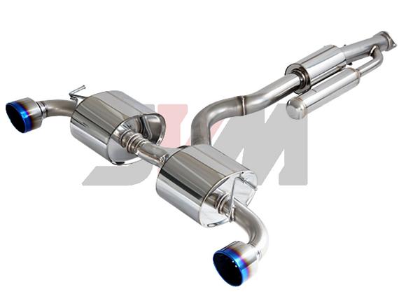 HKS Super Turbo Muffler Exhaust - TOYOTA YARIS GR 20+