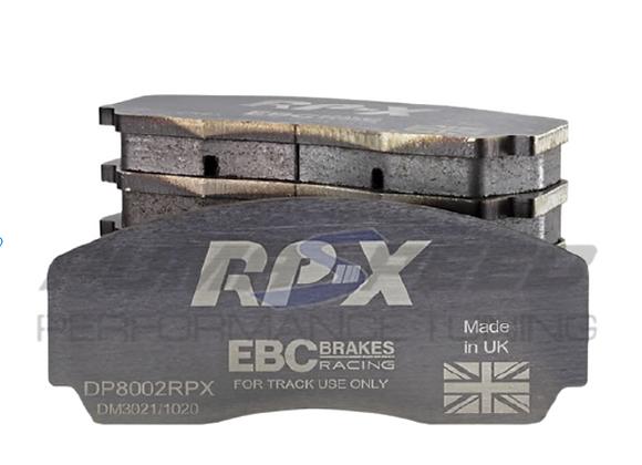 EBC RP-X Rear Brake Pads - Toyota Yaris GR