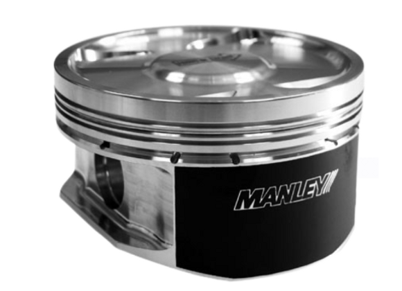 Manley Forged Pistons - Ford Focus RS MK3