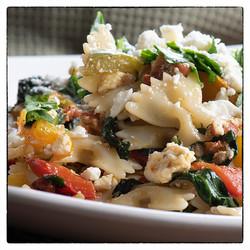 Pasta Salad, Farfalle