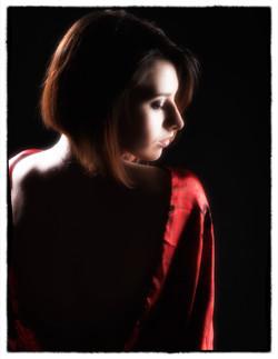 Elina Glamour Shot
