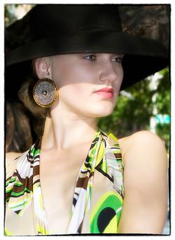 Irina Fashion Portrait Cover