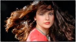 Rosie Beauty Shot Hair