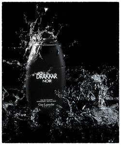 Splash Drakkar Noir