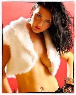 Sophia Glamour Shot - torso