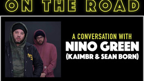 CHECK OUT NINO GREEN ON WINDC FRIDAY APRIL 2ND 9PM EST!