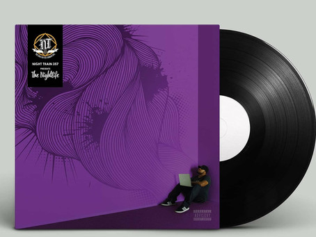 PRE-ORDER NIGHT TRAIN 357's - 'THE NIGHT LIFE' SPECIAL LIMITED VINYL OFFER