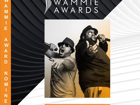 Rone & Night Train 357 along with ADST Music Nominated for multiple 2019 Wammie Award Categories