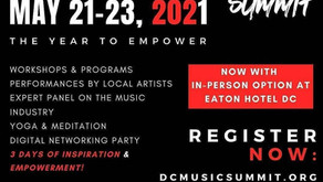 ADST MUSIC SITS ON THE DC MUSIC SUMMIT INDUSTRY PANEL