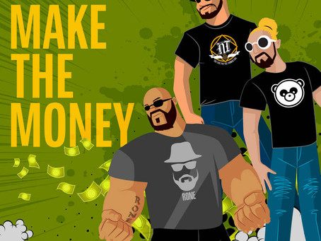 "NIGHT TRAIN 357 RELEASES ""MAKE THE MONEY"" FT. ETHAN SPALDING & RONE PRODUCED BY ADST MUSIC"