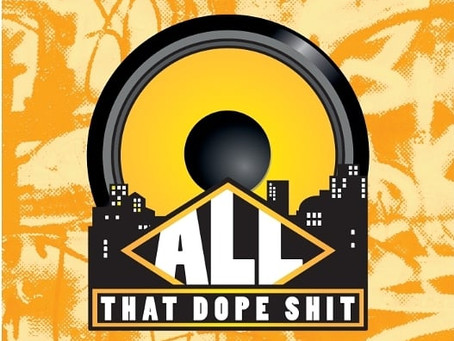 NINO GREEN ON ALL THAT DOPE SHIT PODCAST