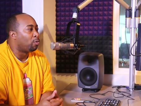 Priest Da Nomad Interview w/ DJ Gemini WKYS