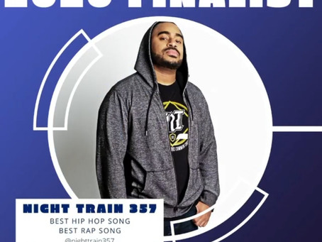 Night Train 357 nominated for nominated for multiple Wammie Awards