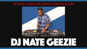 CHECK OUT DJ NATE GEEZIE'S UPCOMING INTERVIEW WITH BARS RADIO