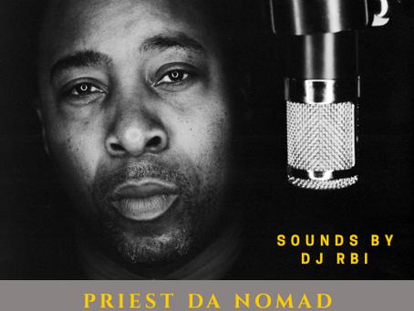 Priest Da Nomad Album Listening Party