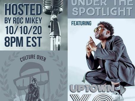 UPTOWN XO LIVE TONIGHT 10.10.20