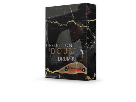 ADST MUSIC RELEASES THE DEFINITION OF DOUBT DRUM KIT FOR BEAT MAKERS AND PRODUCERS