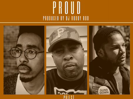 PRIEST DA NOMAD, ODDISEE, AND SUBSTANTIAL RELEASE 'PROUD'