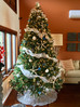 Kailua Beach Vacation Rental Christmas Tree