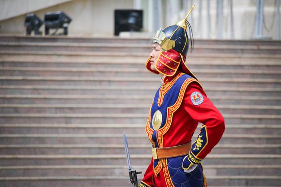 Mongolian Guard 2017