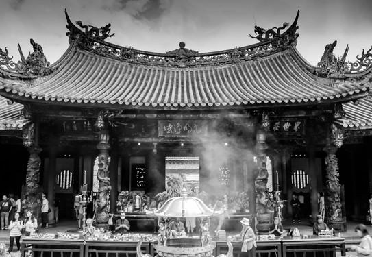 Longshan Temple Taiwan 2017