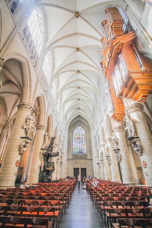 Belgian Cathedral 2016