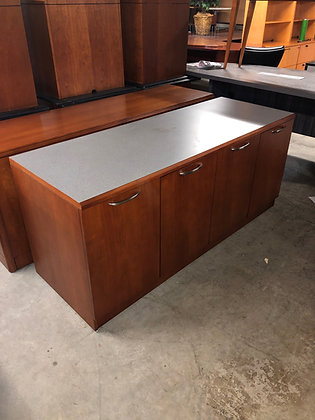 #506, Pre-Owned Credenza w/ Laminate Top