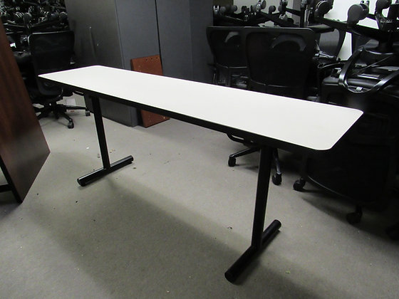 "#540, Pre-Owned Versteel Folding Tables - 18"" x 72"""