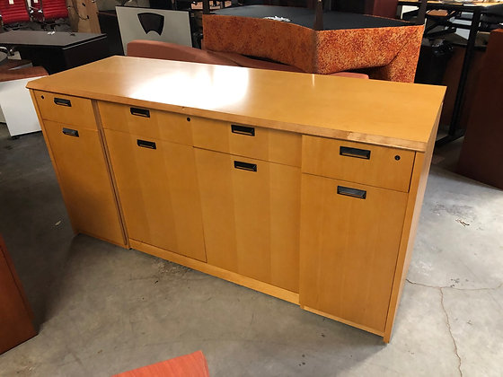 #505, Pre-Owned Buffet Server Credenza