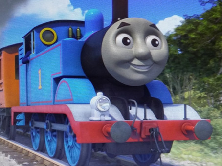 Thomas the Tank Engine: not just for the kids