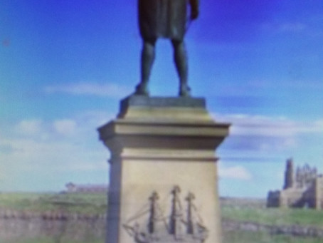 Captain Cook and Whitby