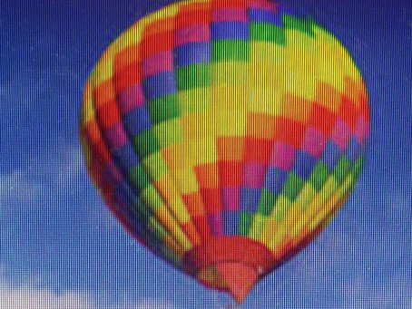 Fancy a hot air balloon ride in the Lake District?