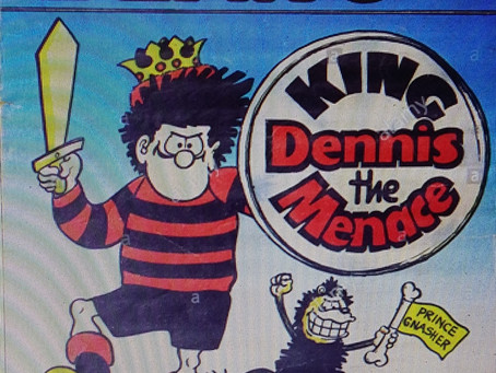 What did you learn from The Beano?
