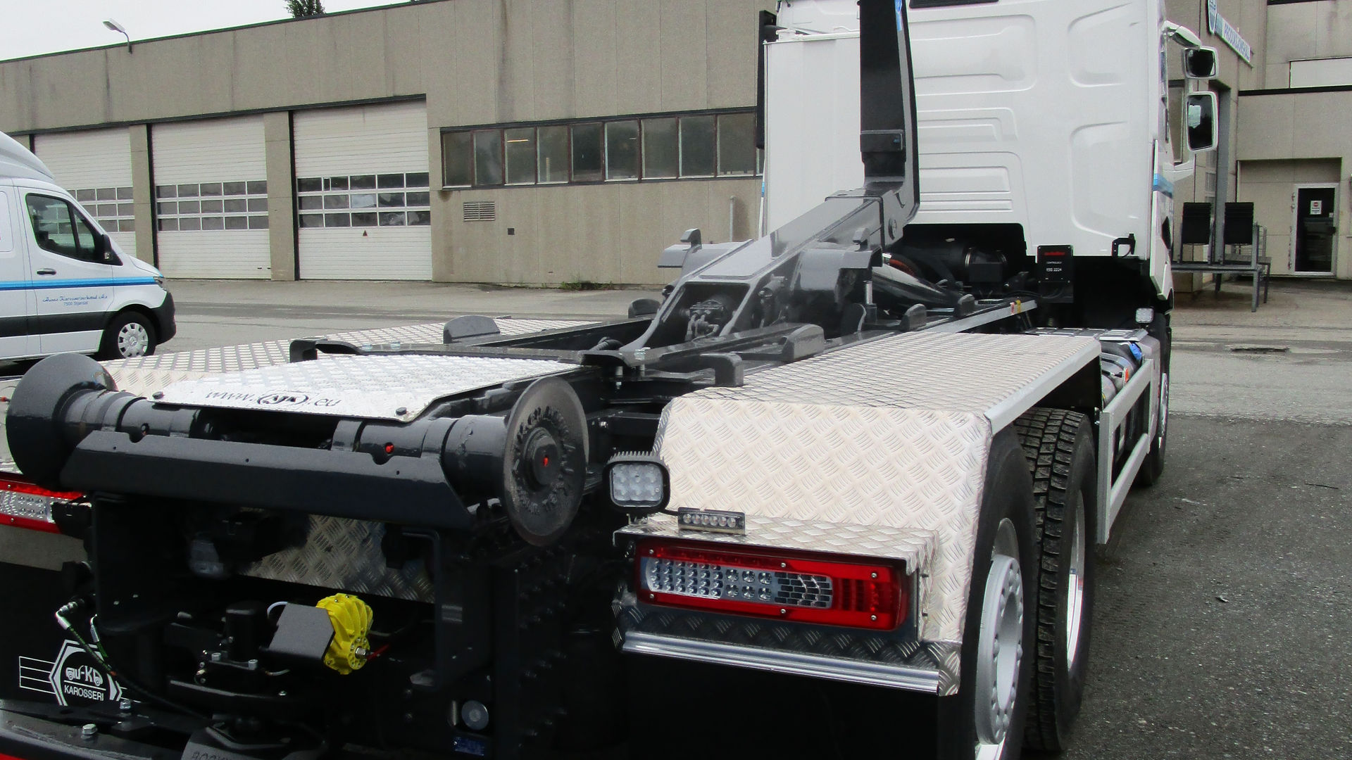 Auka Renault Krokløftbil