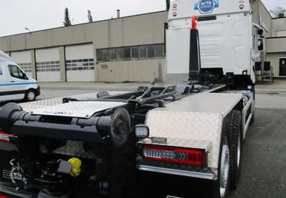 Auka krokløftbil