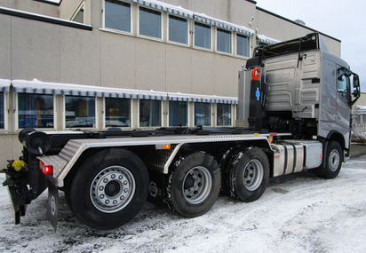 Volvo Krokløftbil