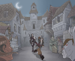 Accursed Town